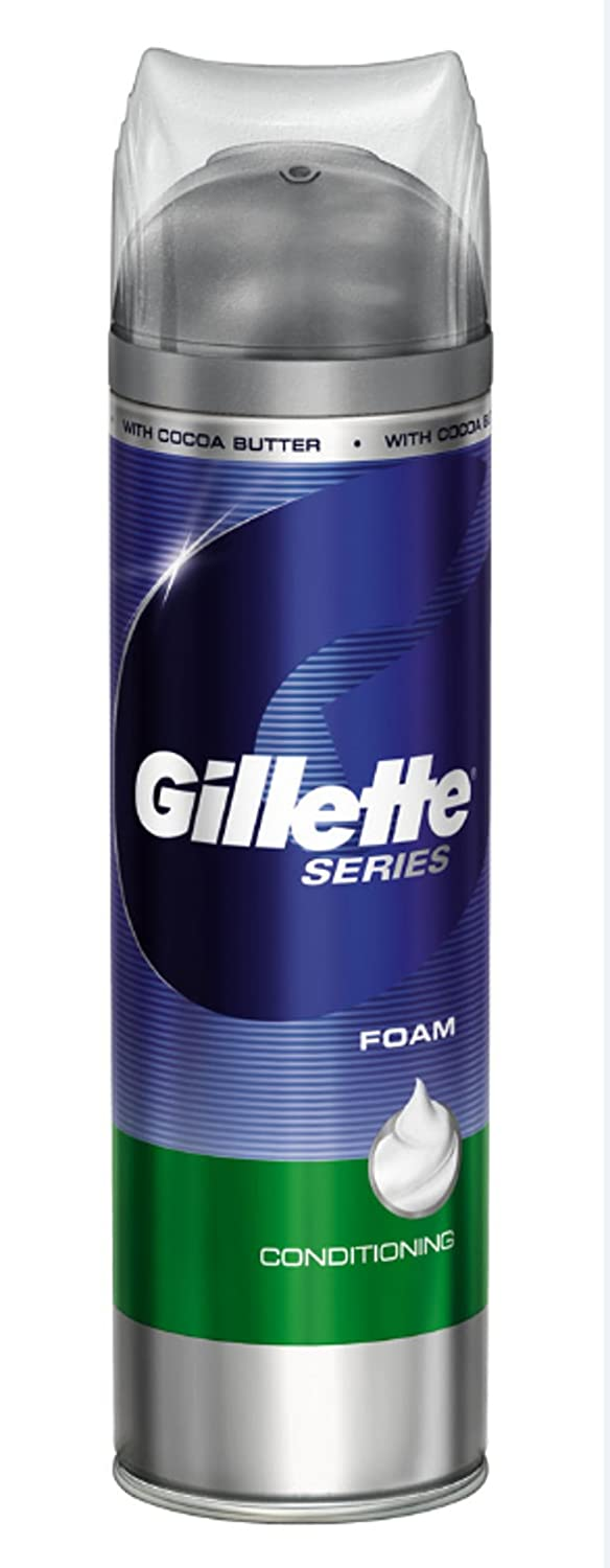 Gillette Series Conditioning Pre Shave Foam – 245g