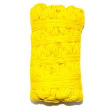 Click to open expanded view S.G.U. DEDICATED TO GOD Janeu or Sacred Thread (Yellow) – Pack of 20 Pcs