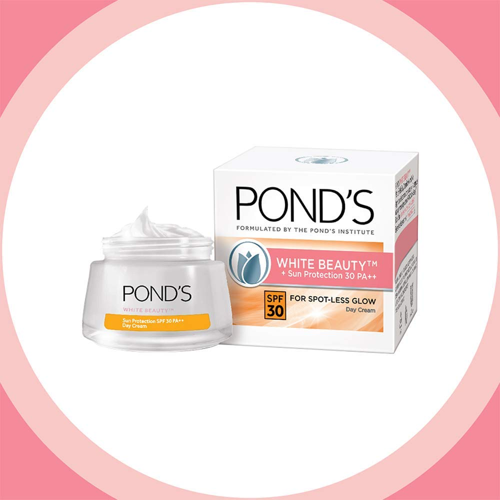 POND'S White Beauty Sun Protection SPF 30 Day Cream, 35g
