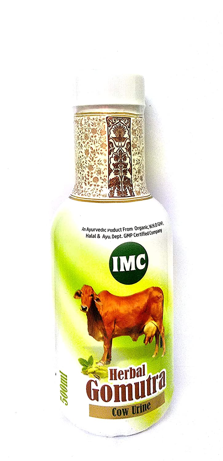 Imc Herbal Gomutra – Pack Of 2