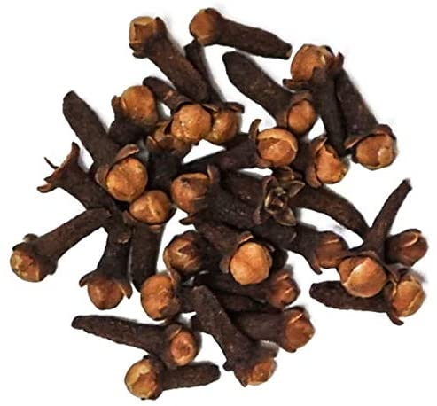 Fresh Cloves (लौंग – Laung) – Large Size – Whole Export Quality sourced Fresh from Farms in The Hills of Kerala and Karnataka – 150 GMS